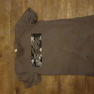 Adidas camo tshirt